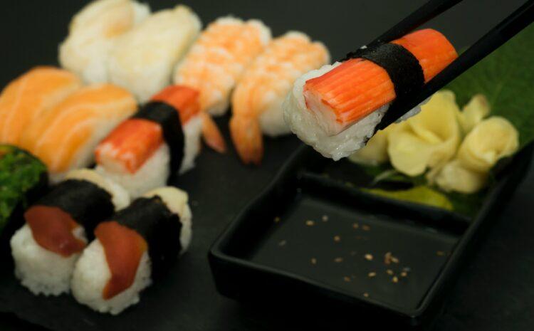 Czy warto jeść sushi?